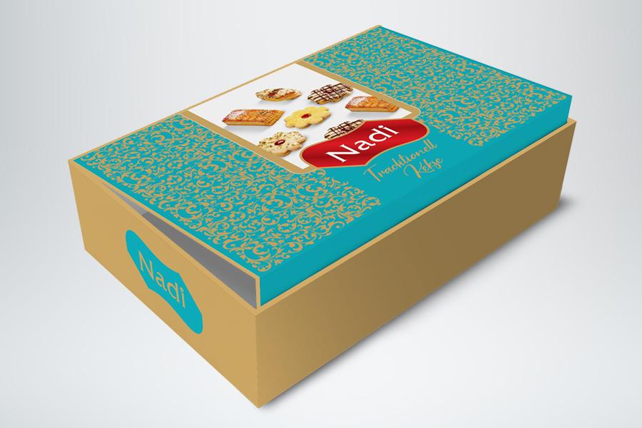 چاپ بستهبندی مواد غذایی: