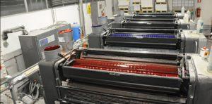 چاپ افست چیست و چطور کار میکند؟