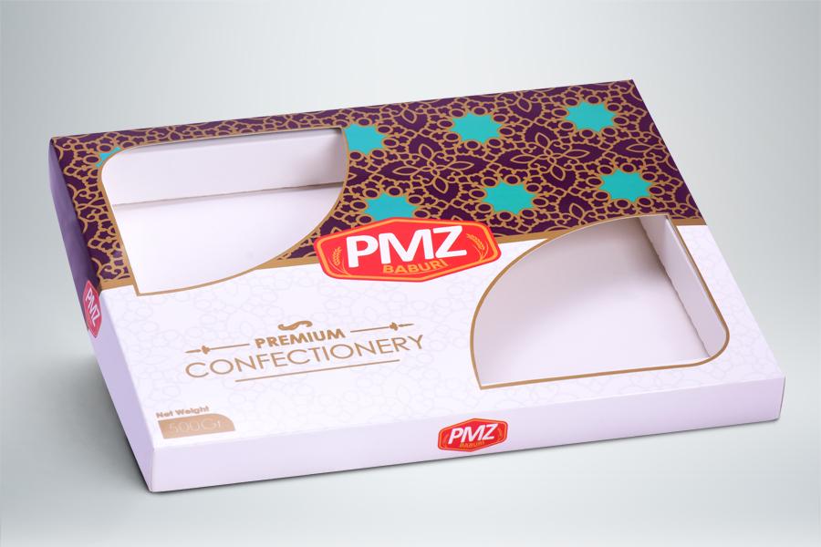 استحکام بستهبندی شکلات