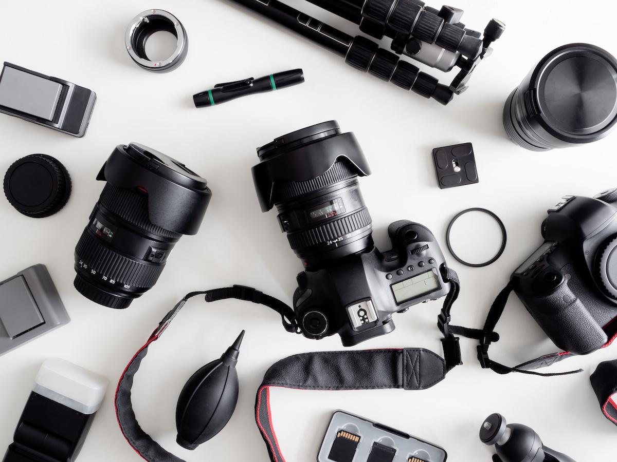 لنز های مختلف برای آتیله عکاسی