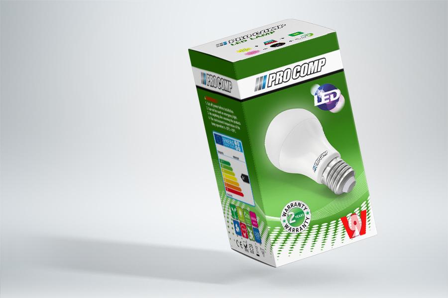جعبه لامپ